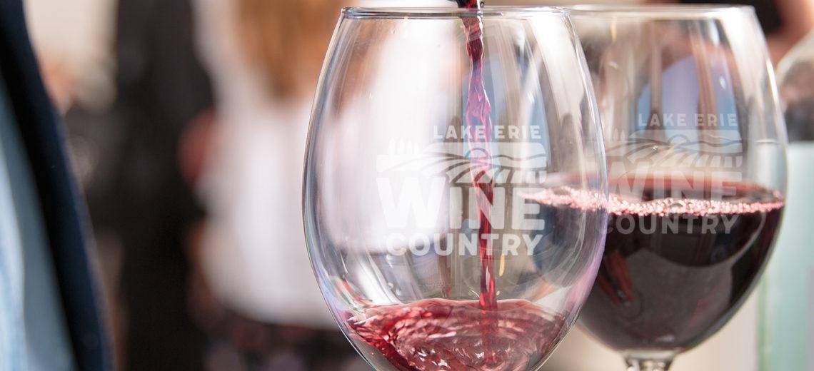 LEWC logo wine glass