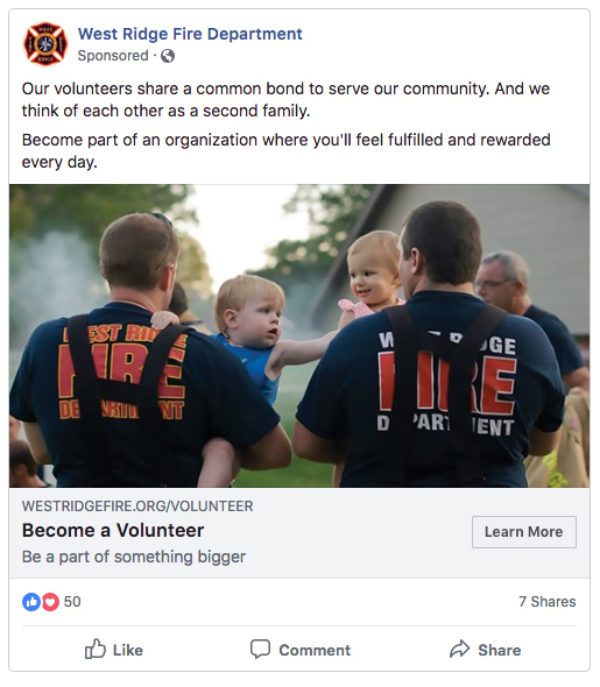 WRFD-Facebook-Volunteer-Ad-Family