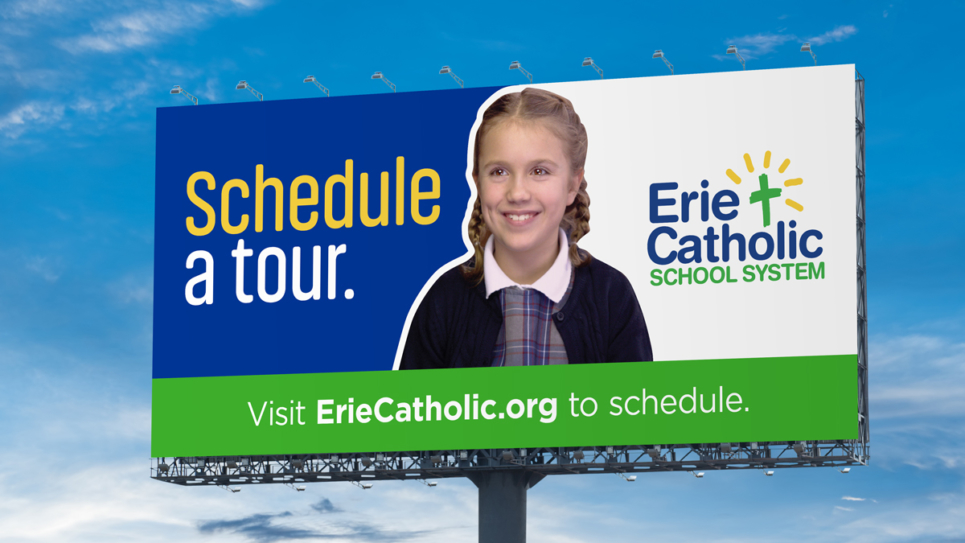 Erie-Catholic-SaT-Outdoor-in Use