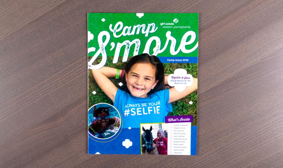 GSWPA Smore Magazine cover