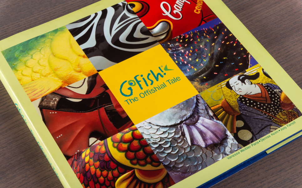 Go Fish Book cover