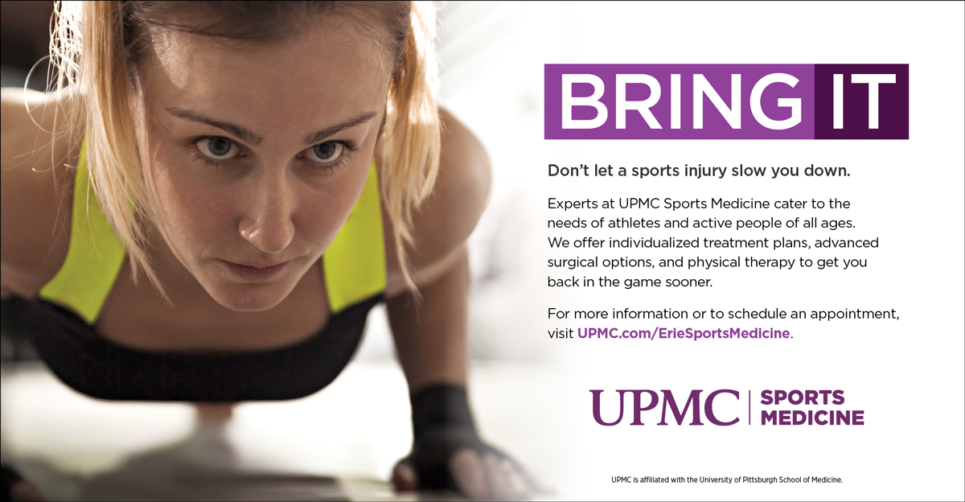 UPMC Bring It NP Sports Med