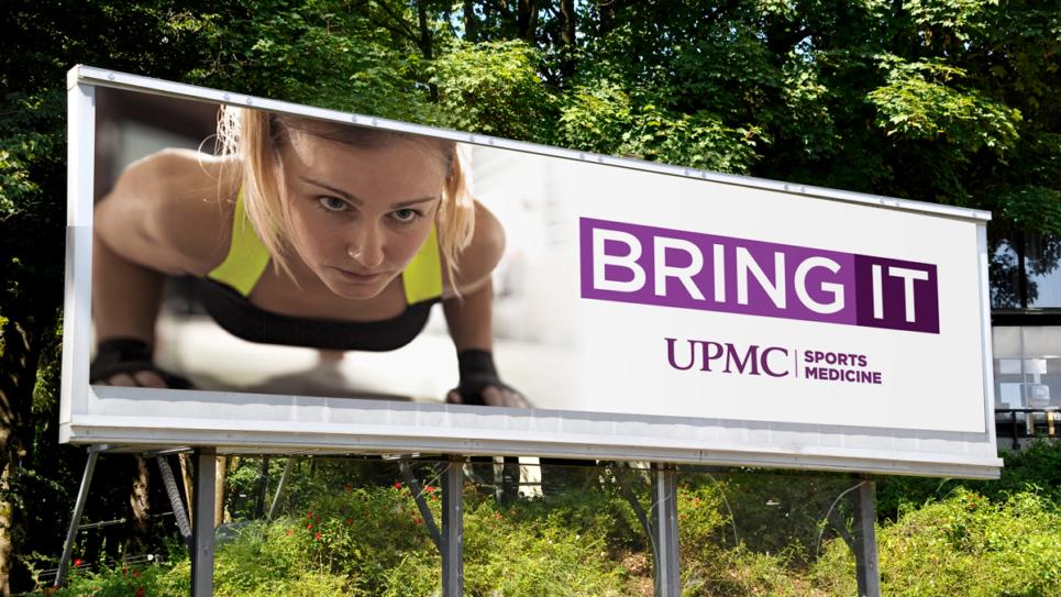 UPMC Bring It Outdoor Sports Med