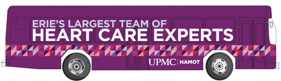 UPMC-Hamot_Many Reasons-Bus-HEART