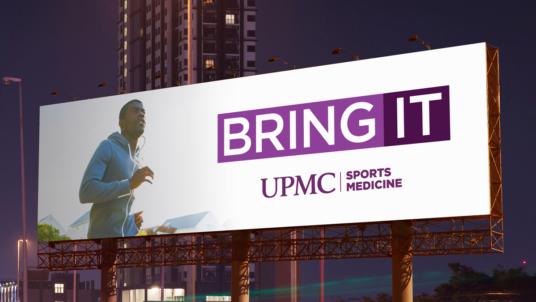 UPMC Bring It Outdoor Sports Med Man